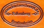 Feintäschnerei Falkenberg-Logo